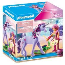 PLAYMOBIL® 70657 Fée des arts avec licorne