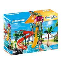 PLAYMOBIL® 70609 Waterpark met glijbanen