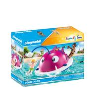 PLAYMOBIL® 70613 Aire de jeu aquatique