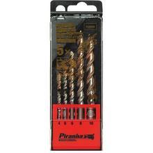 Set de forets BLACK+DECKER Piranha Hi-Tech Bullet X56099-QZ