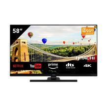 """TV LED Ultra HD/4K smart 58""""/147 cm HITACHI 58HL7200"""