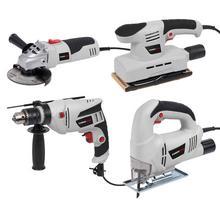 Lot de 4 outils POWERPLUS