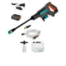 Nettoyeur moyenne pression sur batterie AquaClean 24/18V P4A Kit Premium