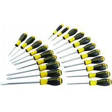 Set de tournevis 20 pièces STANLEY Essential STHT0-60213