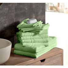 10-delige handdoekenset + 4 gratis washandjes