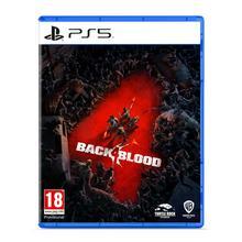Jeu Back 4 Blood pour PS5