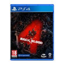 Spel Back 4 Blood voor PS4