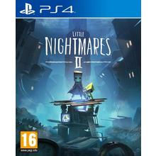 Jeu Little Nightmares II Day One Edition pour PS4