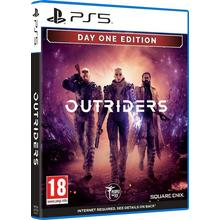 Jeu Outriders Day One Edition pour PS5