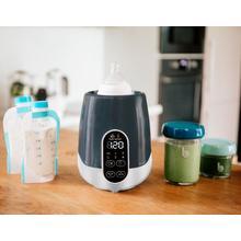 Chauffe-biberon et lait maternel BABYMOOV NutriSmart