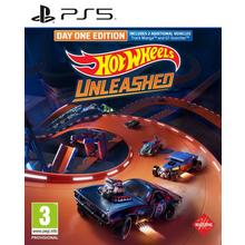 Spel Hot Wheels Unleashed - Day One Edition voor PS5