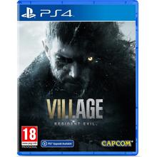 Jeu Resident Evil Village pour PS4