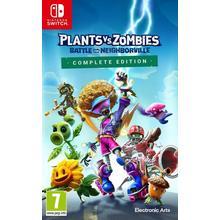 Spel Plants vs. Zombies Battle for Neighborville - Complete Edition voor NintendoSwitch