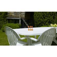 Table de jardin GROSFILLEX Ibiza 165 cm