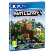 Spel Minecraft Bedrock voor PS4