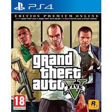 Jeu Grand Theft Auto Édition Premium pour PS4