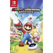 Jeu Mario + The Lapins Crétins Kingdom Battle pour Nintendo Switch