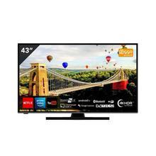 """TV LED Ultra HD/4K smart 43""""/108 cm HITACHI 43HAK6150"""
