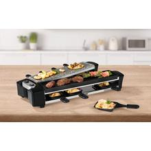 Draaibare raclette/grill MAXXMEE