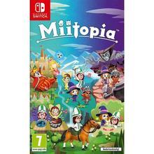 Spel Miitopia voor Nintendo Switch