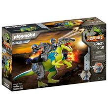 PLAYMOBIL® 70625 Spinosaure et combattants