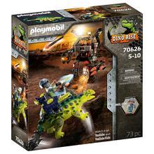PLAYMOBIL® 70626 Saichania et Robot soldat