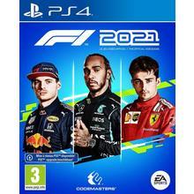 Jeu F1 2021 pour PS4