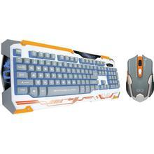 Gaming muis + gaming toetsenbord DRAGONWAR Sencaic