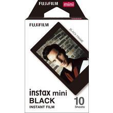 Film Instax Mini Black Frame FUJIFILM