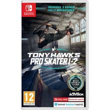 Spel Tony Hawk's Pro Skater 1 + 2 voor Nintendo Switch