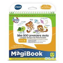 MagiBook Activiteitenboek - Woordjes leren met vriendjes VTECH