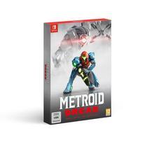 Jeu Metroid Dread pour Nintendo Switch