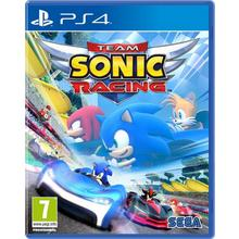 Jeu Team Sonic Racing - 30th Anniversary Edition pour PS4