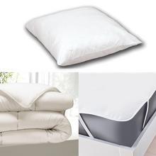 Bedlinnenset voor bed 90 x 200 cm