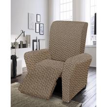 Housse pour fauteuil de relaxation Zigzag