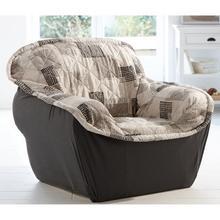 Housse de fauteuil Velur
