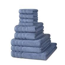 9-delige handdoekenset