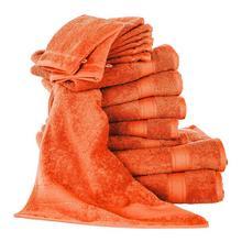 10-delige handdoekensetset + 6-delige set gratis (450 g/m²)