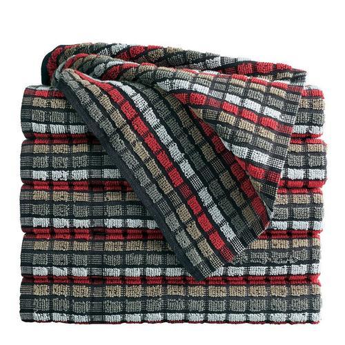 Set van 6 handdoeken