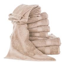6-delige handdoekenset (540 g/m²)