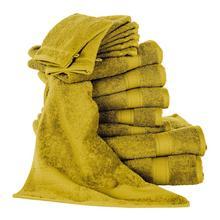 10-delige handdoekensetset + 6-delige set gratis (540 g/m²)