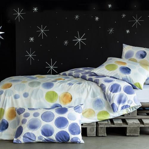 Parure housse de couette Constellation 2 personnes 240 x 220 cm + 2 taies