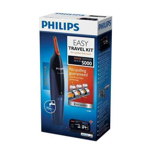 Trimmer neus, oren en wenkbrauwen PHILIPS NT5180/15