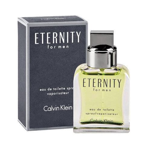 Eau de toilette Eternity for men by Calvin Klein