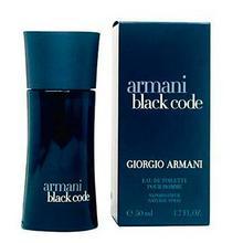 Eau de toilette Armani Black Code Giorgio Armani
