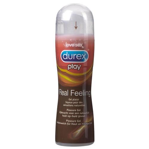 Pleasure gel Play Real Feeling DUREX