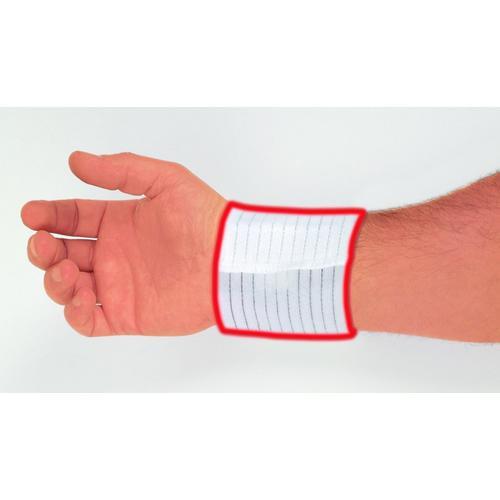 Bandage magnétique pour le poignet