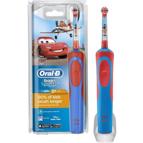 Elektrische tandenborstel Cars & Planes ORAL-B