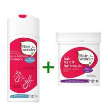 Set shampoo + haarmasker HAIRWONDER