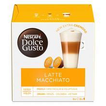 2 boîtes de Latte Macchiato NESCAFÉ DOLCE GUSTO